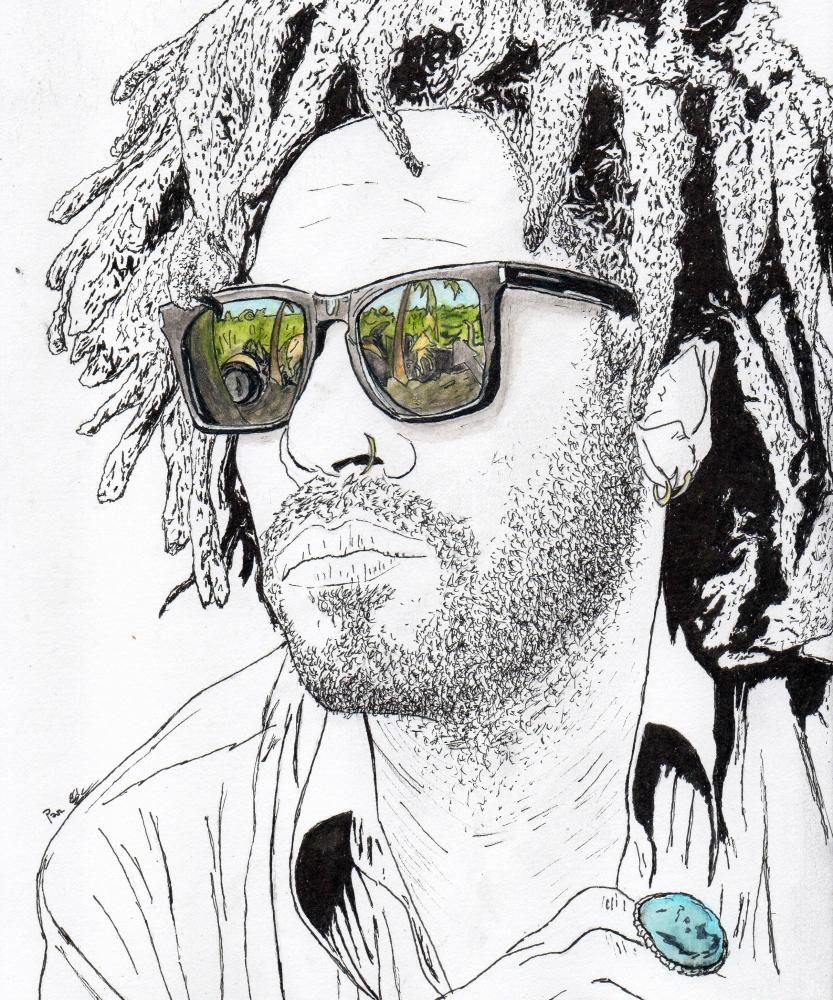 Lenny Kravitz by enzodecasabianca